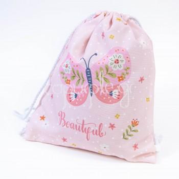 Μπομπονιέρα Backpack πεταλούδα